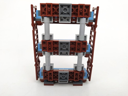 The LEGO Movie 2 Emmet's Triple Decker Couch (70842)