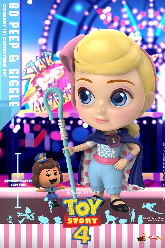 收錄多位全新角色! Hot Toys – COSB602 - COSB615 –《玩具總動員4》Toy Story 4 Cosbaby (S)