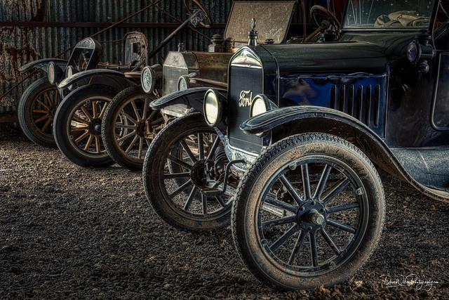 WW-1 Fords