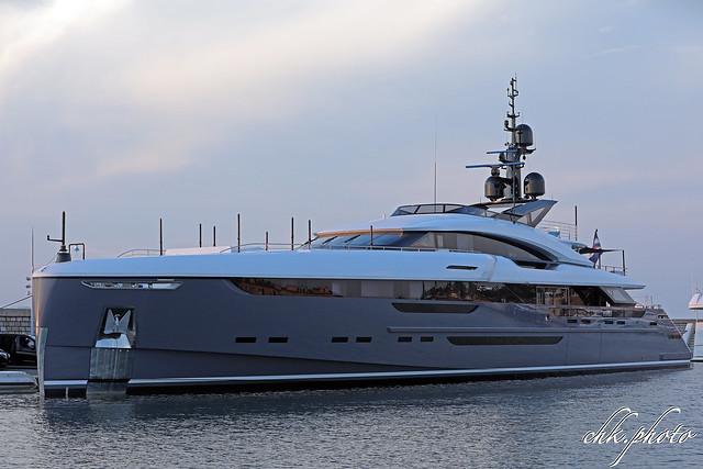 Fantastic motor yacht