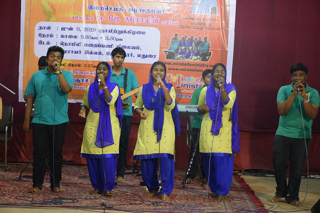 Holy Spirit Meeting 2019