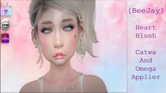 [BeeJay] Heart Blush applier ad