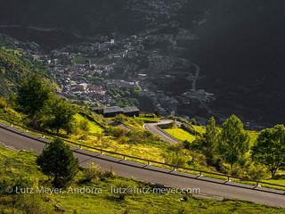 Andorra street cycling Collada de Beixalis: Encamp parroquia, Vall d'Orient, Andorra