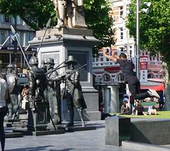 Amsterdam Rembrandtplein