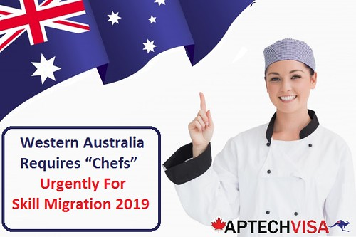 western-australia-requires-chefs-urgently-for-skill-migration-2019
