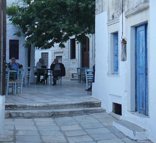 Apeiranthos, Naxos Island