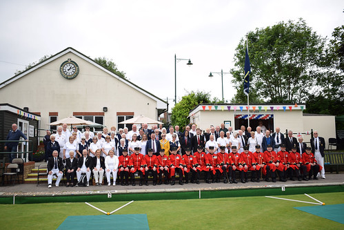 Rayleigh Bowls Club 60th Anniversary