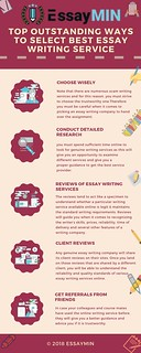 The best essay writing company