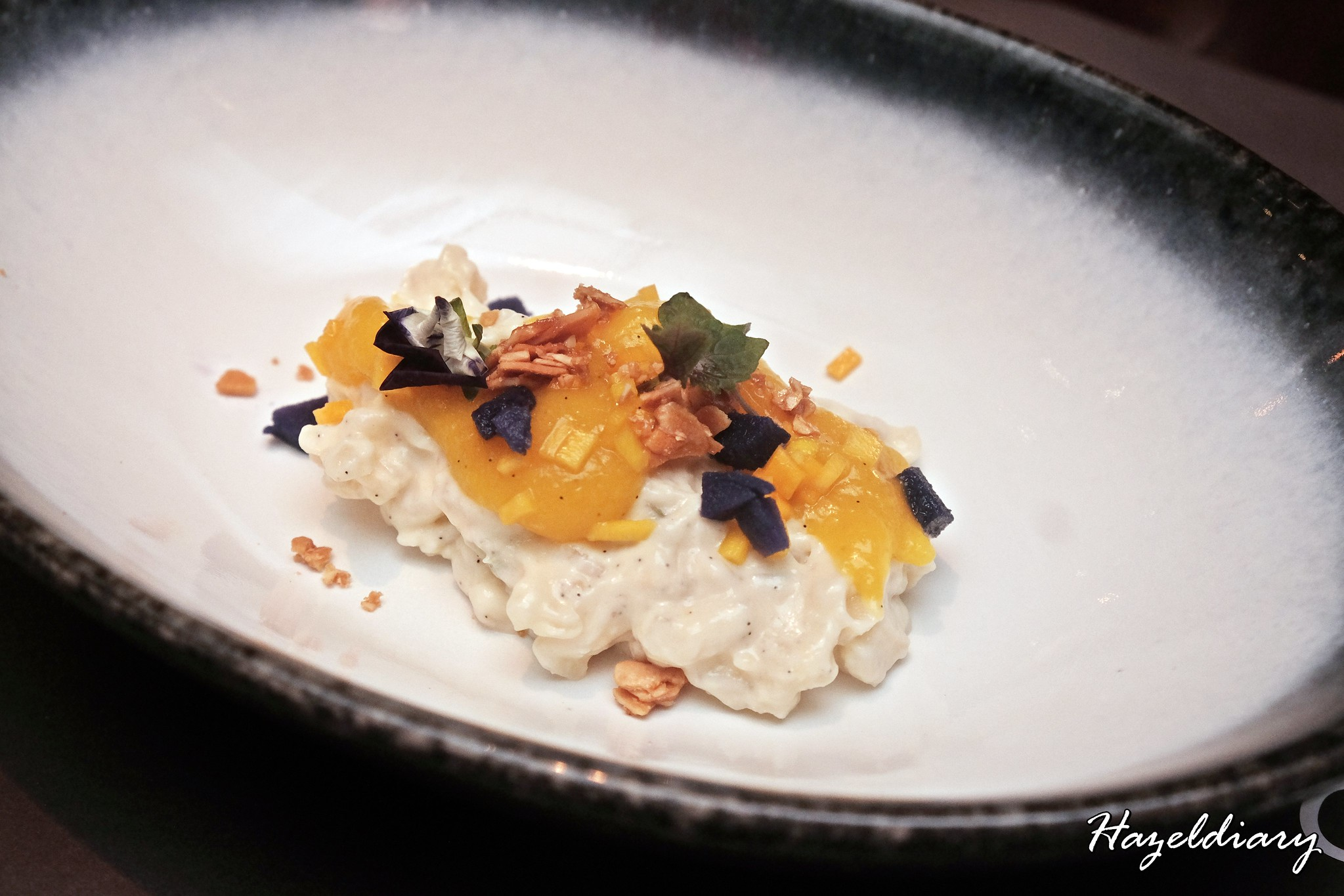 Ginett Restaurant & Wine Bar-Chef Roland-Dessert Rice Pudding