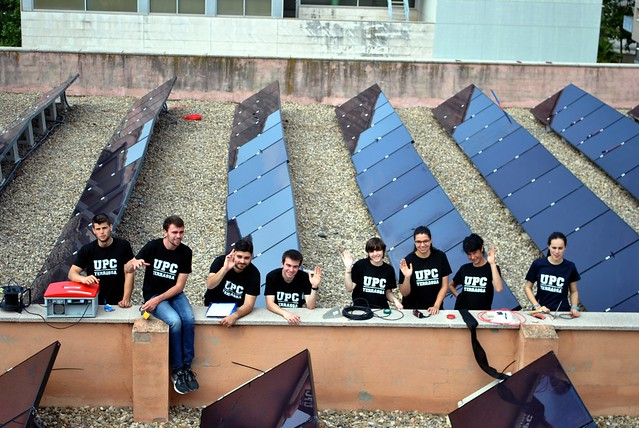 UPC-ESEIAAT: formació en enginyeria fent enginyeria!