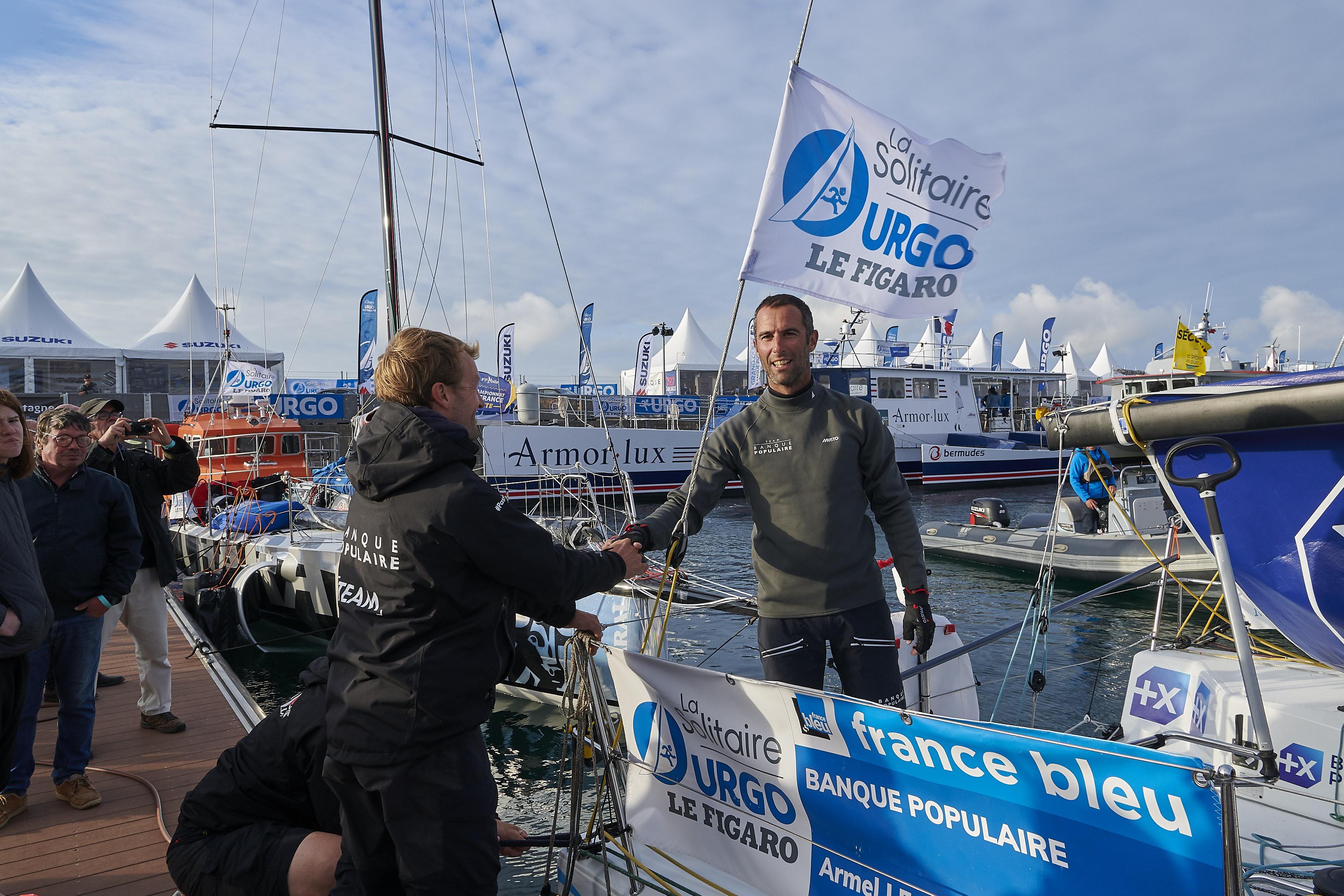 Solitaire Urgo Le Figaro 2019