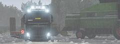 Volvo FH16 750 Globetrotter XL 6x2 / 4 Tandem Axle