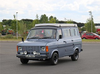 CLM 785T 1979 FORD TRANSIT