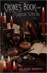 Crone's Book of Magical Words – Valerie Worth
