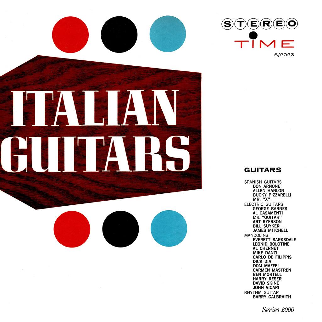 Al Caiola - Italian Guitars