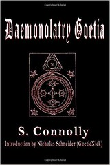 Daemonolatry Goetia - S. Connolly