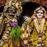 ISKCON Mayapur Deity Darshan 20 June 2019