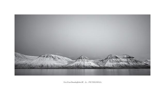 View From Önundarfjörður III