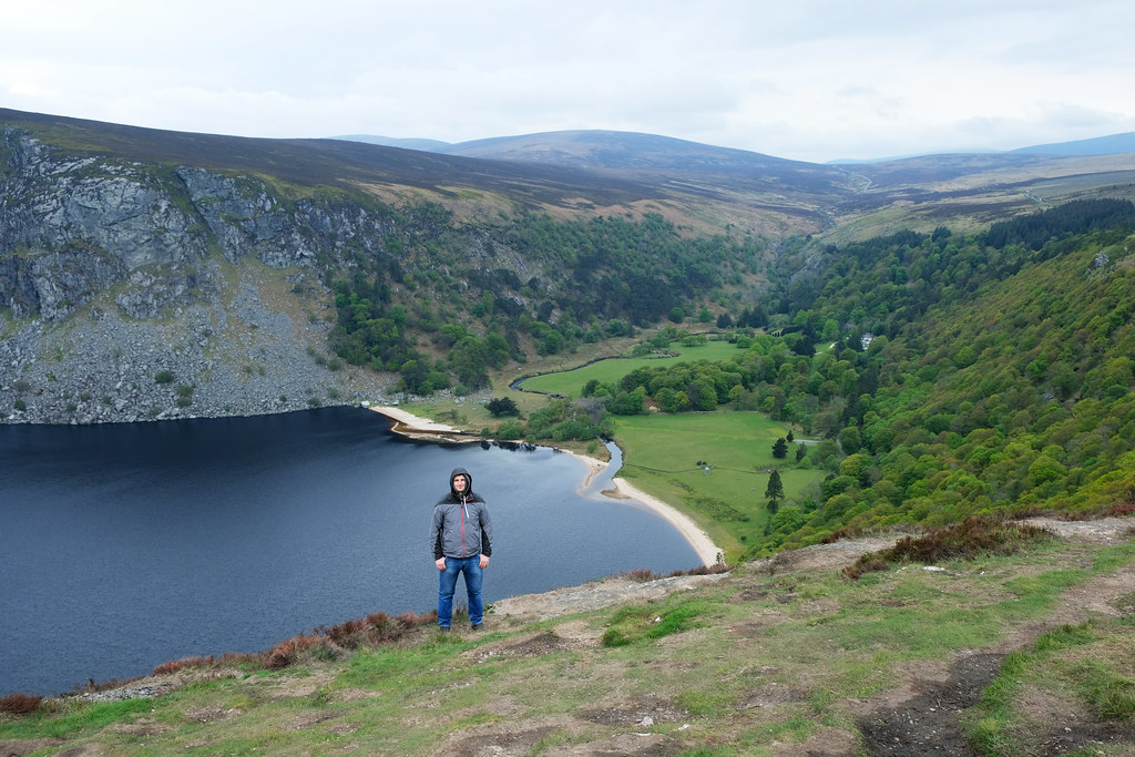 Scenic drives in Ireland: Wicklow Mountains National Park, Ireland