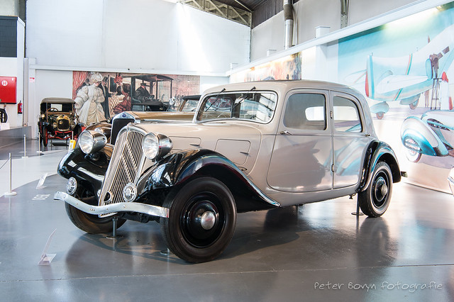 Citroën Traction Avant 7A - 1934