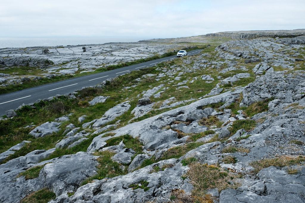 Burren Coastal Road, Ireland