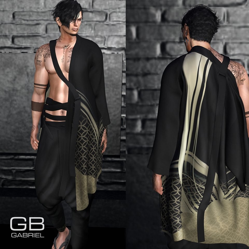 Gabriel – Haori Collection @ equal10