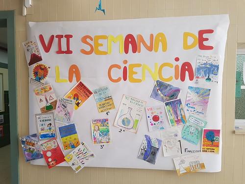 Concurso de Carteles VII Semana de la Ciencia
