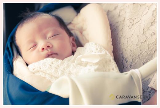 男の子赤ちゃん 寝顔