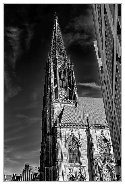 St. Lamberti-Kirche, Münster / St. Lamberti-Church, Münster