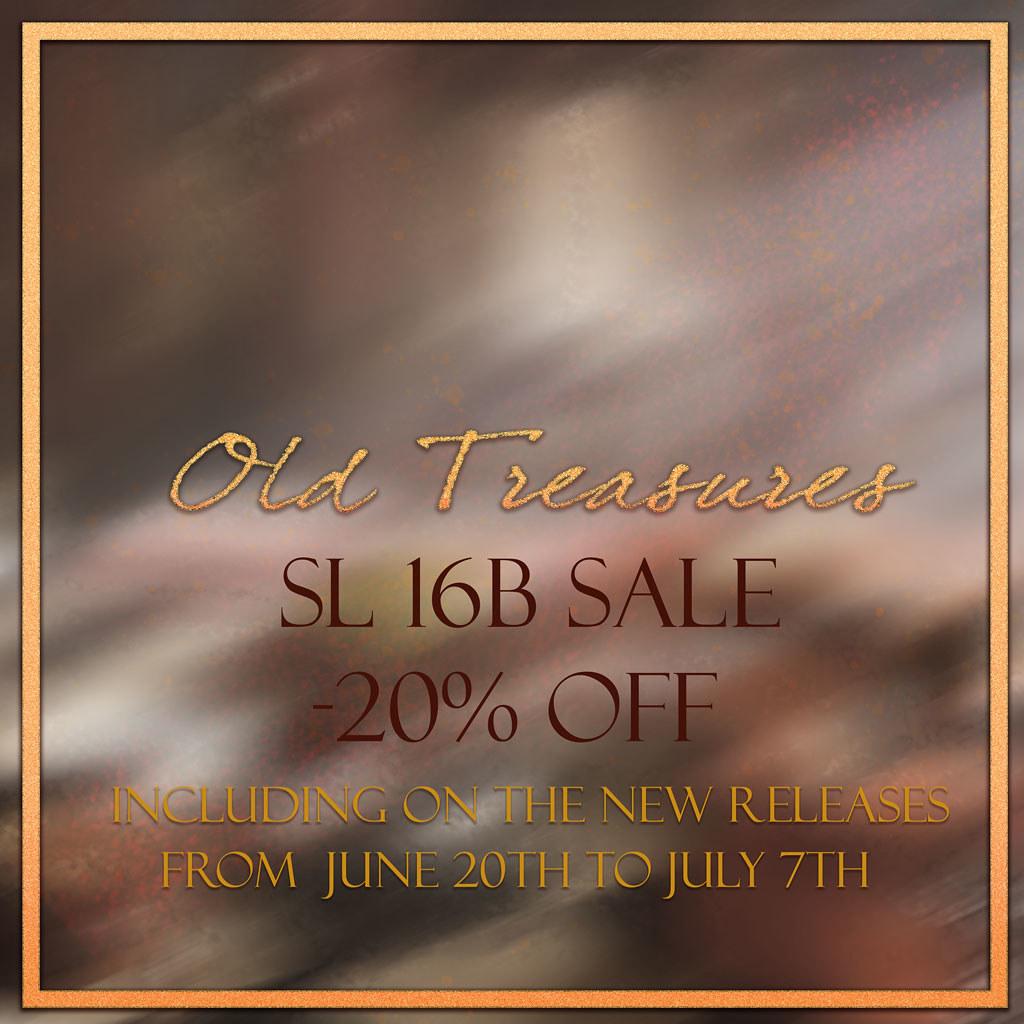 OLD TREASURES @ SL 16B EVENT