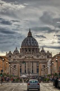 Rom Vatikanstadt Engelsburg