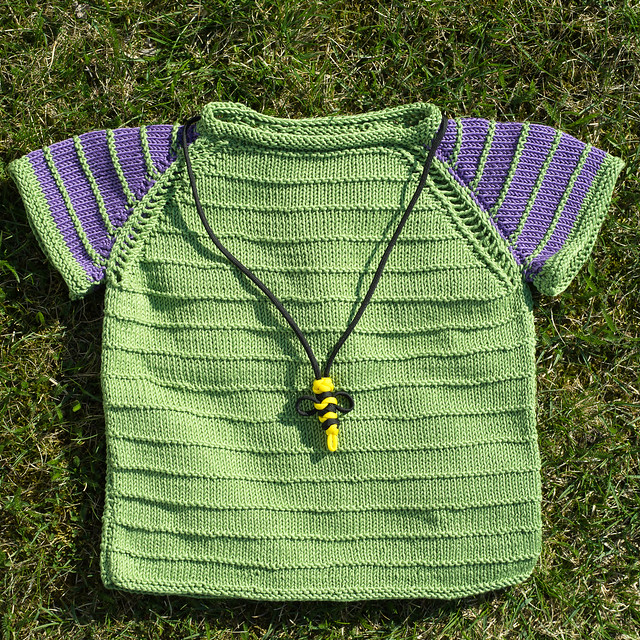 Summer top for a 5-year-old