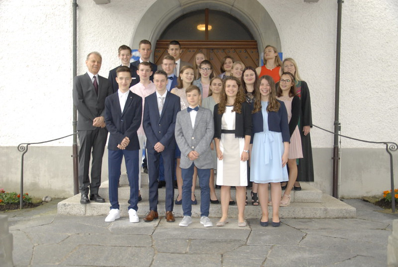 Konfirmation Regensdorf 2019