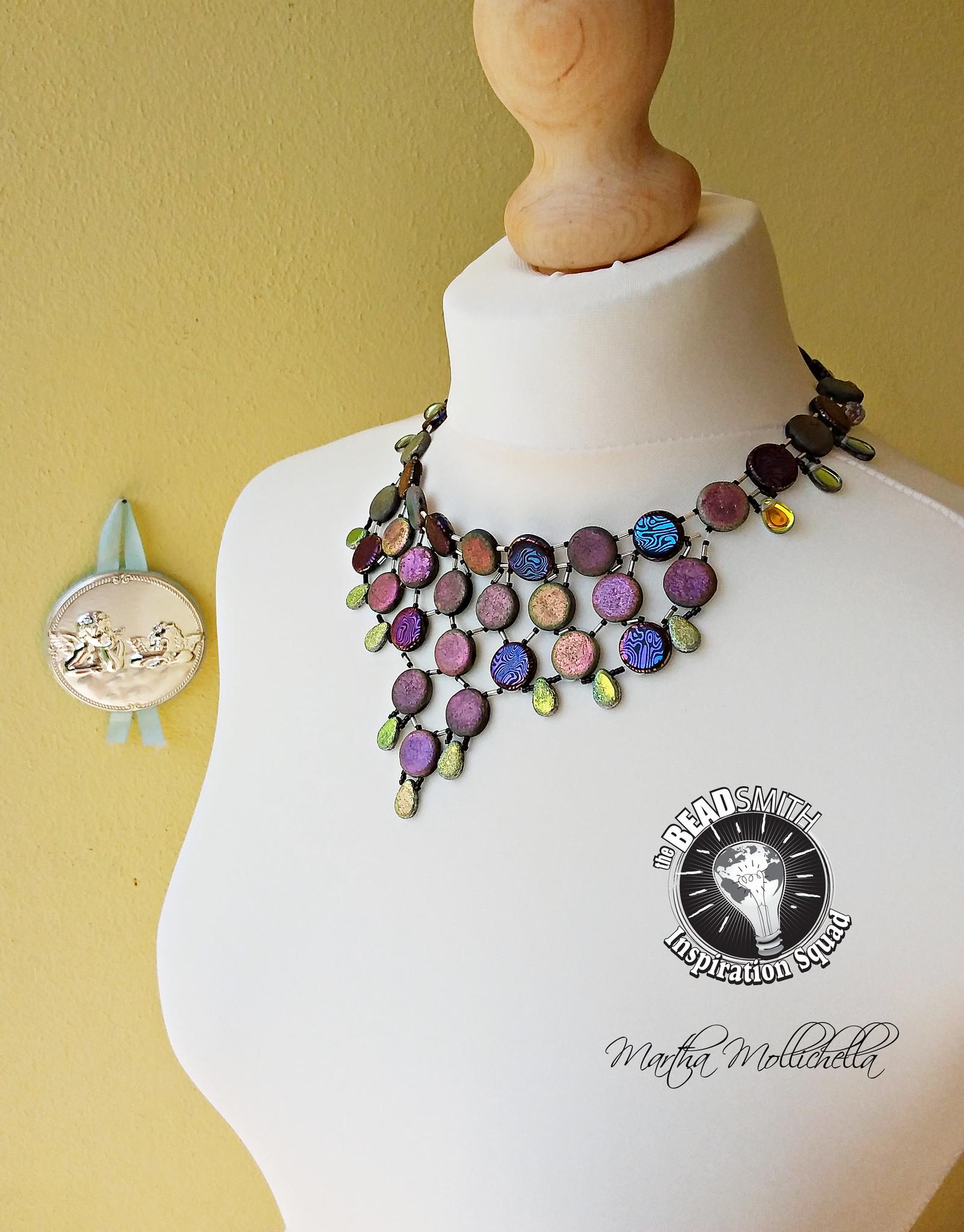 Martha Mollichella Inspiration Squad The Beadsmith