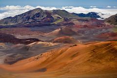 Colors of Haleakala