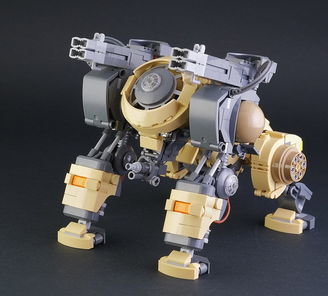 "Lego Mecha Beast ""B. B. Kong"""