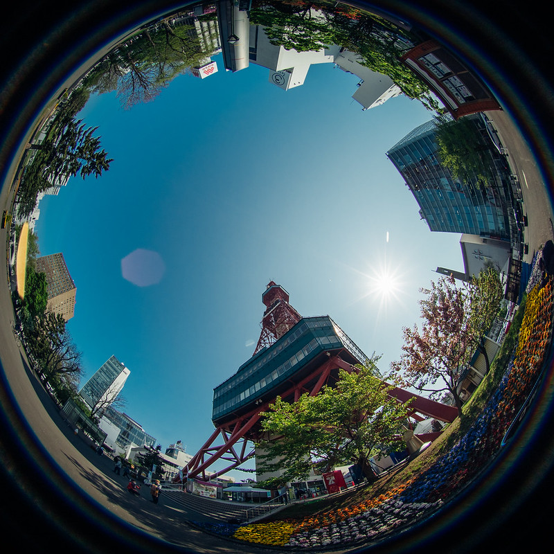 Laowa 4mm f/2.8 Circular Fisheye|老蛙全周魚眼
