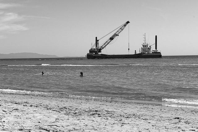 Ripascimento spiagge // beach nourishment