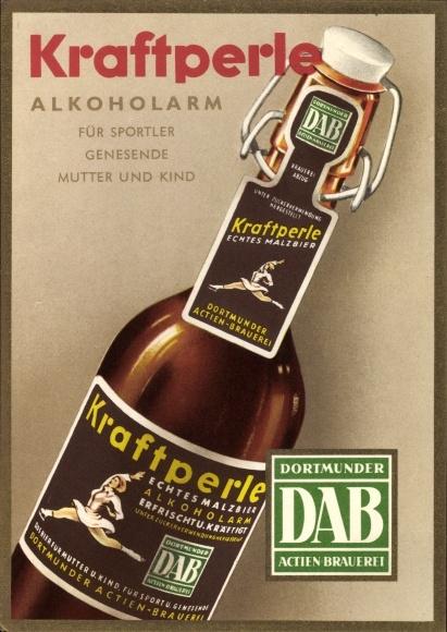 DAB-kraftperle-Alkoholarm