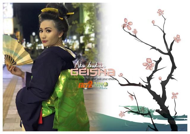 Aku Bukan Geisha di TV2