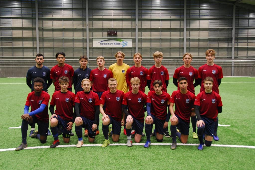 Training Academy en Ballerup Sub-19 de Dinamarca