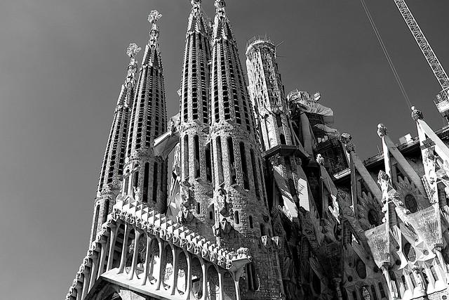 La Sagrada Familia - in Acros R