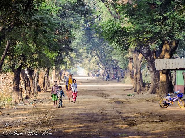 Inwa Ancient City, Mandalay,  Myanmar