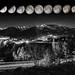 lune sur 1 mois