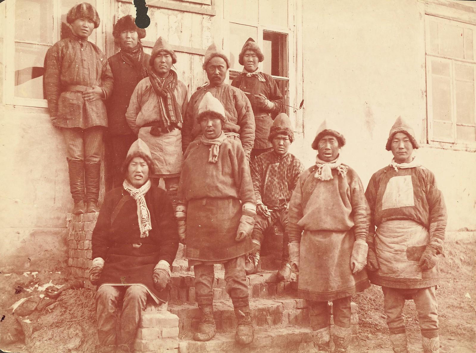 Группа гольдов в Хабаровске