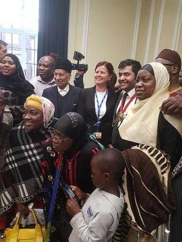 Eid Celebration with Lambeth Council