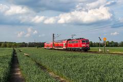 DB 111 169 - Estorf (Weser)