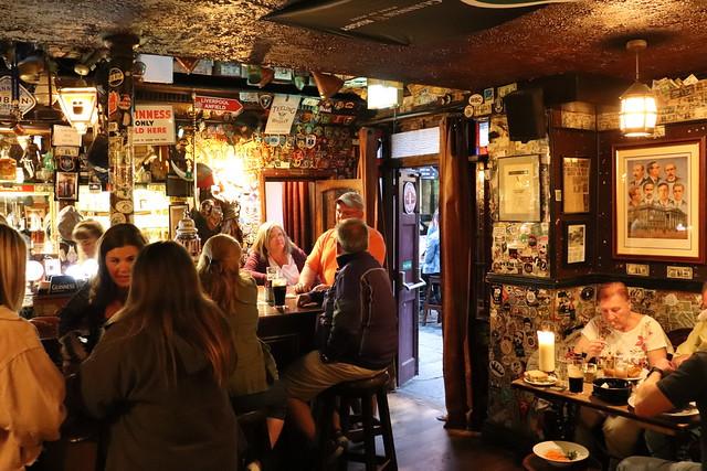 Pub mas antiguo de Dublín