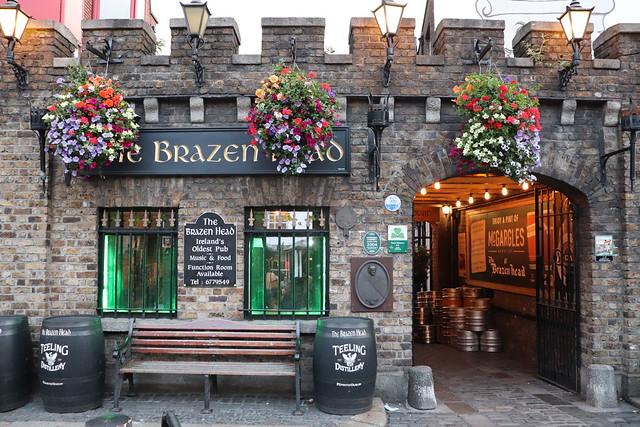 Pub mas viejo de Dublin
