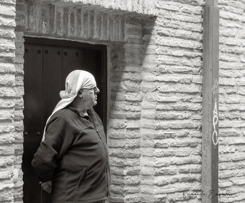 Costaleros de la Cofradía de la institución de la Sagrada Eucaristía